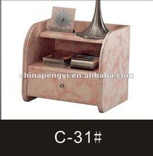Hot sale modern nightstand PY-C-31#