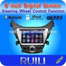 hyundai elantra 2012 CAR DVD gps/bluetooth/Steering wheel control player