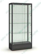 modern glass display cabinets