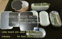 Coated Cake Boards & Cake Circles