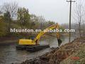 SLW280 flotador de dragado, surtidor de China