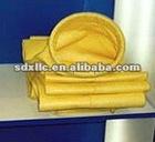 high temperture resistance P84 needle felt asphalt plant bag filter for collectting dust