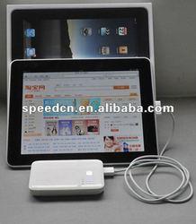 6000mAh power charge for Iphone IPAD SAMSUNG