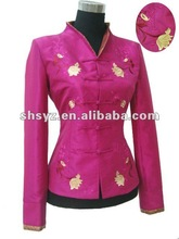 2012 Chinese traditional Ladies Jacket Jacket Coat Outerwear