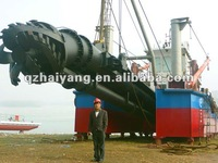 China 18 Inch Cutter Suction Dredger