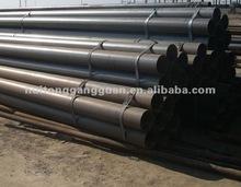ASTM A106GR.B black carbon steel pipe