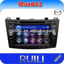 2012 mazda3 car dvd with gps navi stereo radio