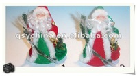 New arrival fiber optic christmas tree decoration