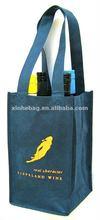 Non-woven Wine Bottles Carrier bag