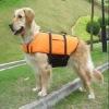 UW-DLJ-013 Outward bound design,orange nylon fabric pet life jacket for dogs,dog life jacket