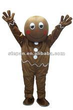 Shrek-Gingerbread Man Child Mascot Costume TF-2096