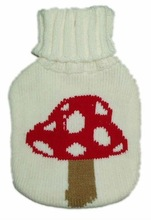 fabric water bottle cover