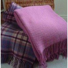 Pure wool blanket&Wool blended blankets&100%wool blankets