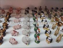 2012 miniature ceramic art