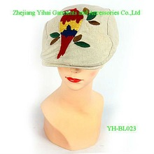 Newest fashion knitted beret hats and beret caps