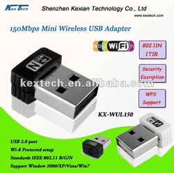 150Mbps Nano Realtek usb wifi dongle