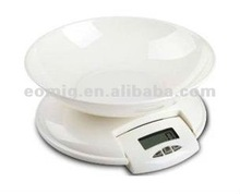 food kitchen scale saving energy 5kg with bottle vegetable scales