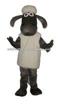 Hot Sale White Sheep Mascot Costume White Goat Mascot Costume