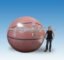 Inflatable sports, inflatable giant basketball NBA
