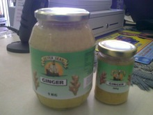 Chinese Fresh Garlic /Ginger Paste -PET Packing