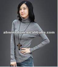 2012 Corea fashion city women's choker thiken T-shirt