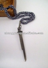 Chainmaille necklace, final fantasy, Weiss sword