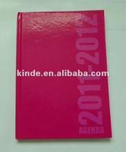 2012 Hot selling paper notebooks