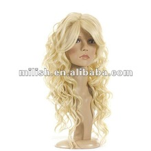 synthetic superstar Celebrity Style Wig MSW-0078