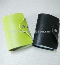 cute business card holder/leather credit card holder/business credit card holder GF CF-7911(7912)