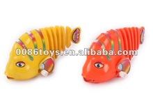 13 CM Wind-up Animal Fish