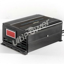 Ultipower 24V 8A smart digital display automotive vehicle battery charger