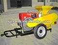 Maíz 5ty-4.5 desgranadora de maíz de la máquina trilladora