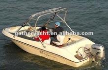 17ft fibrtglass boat ,Skiing boat , Sport cruiser