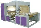 6 color Nonwovne fabric Label Flexographic printing machine(six color)