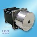 Nema 23 unipolar/bipolar cnc motordeslizante com freio eletromagnético, 57mm freio elétrico motordeslizante