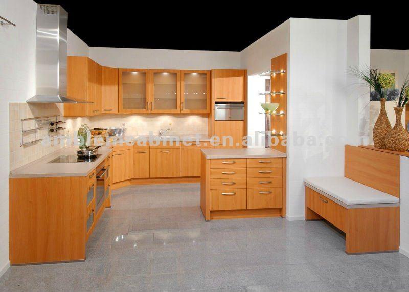 Coffret en bois m lamine cuisine mod le armoire de cuisine for Voir des modeles de cuisine
