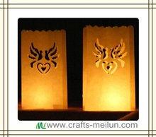 2012 fashionable illuminating candle bags