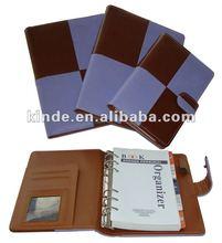 High Quality 2012 Calendar Notebook