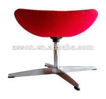 Arne Jacobsen Egg Chair Ottoman (#ABL0007O)---Designer Furniture/ Modern Classic Furniture