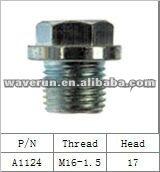 car oil drain plug