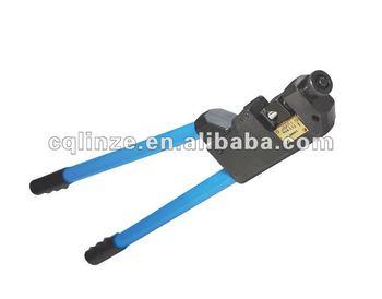 dieless crimping tool / cable lug crimper / indent crimper/ manual crimp tool