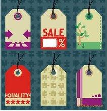 Hanging Car Perfume Card;paper air freshener