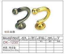zinc alloy hook