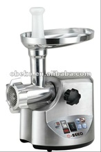 2012 stainless steel meat grinder with CE/GS/RoHS