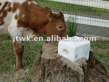 Magnesium-verstärkte Pferdensalz-Ziegelsteinpressemaschine