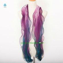 fashion cool ruffle scarf scarf silk CX-10