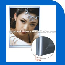 2012 Hot-selling scrolling aluminum light box /aluminum display/outdoor advertising