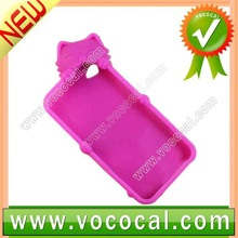 3D Silicone Cover for iPhone 4S