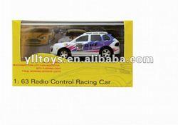 Beautiful appearance! 1:63 Mini RC Racing CAR (201116)