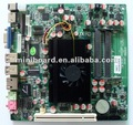Mini - itx atom d525 hdmi con placas base chipset nm10